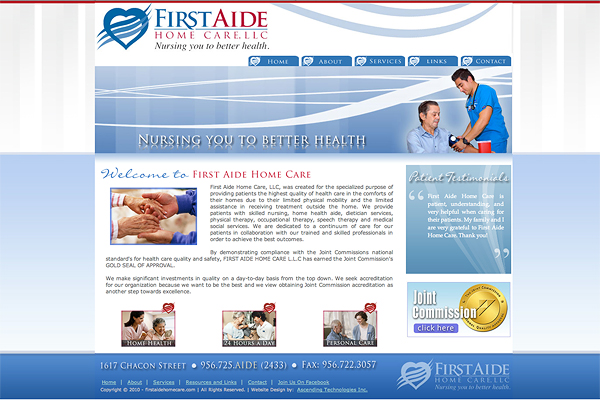 First Aide Home Health Care