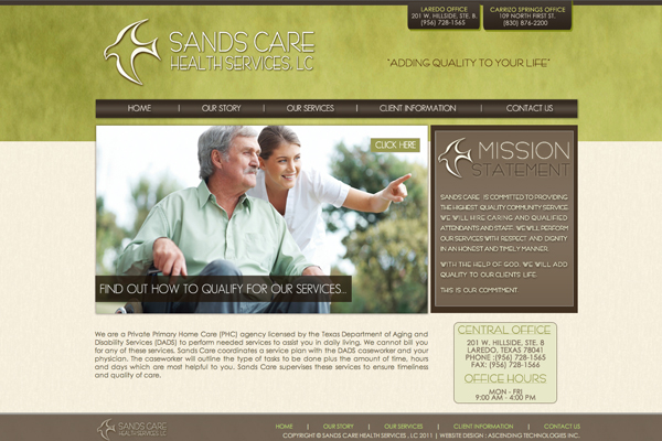 Sands Home Health Care